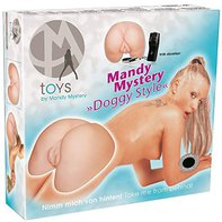 Mandy Mystery Mandy´s Doggy Style