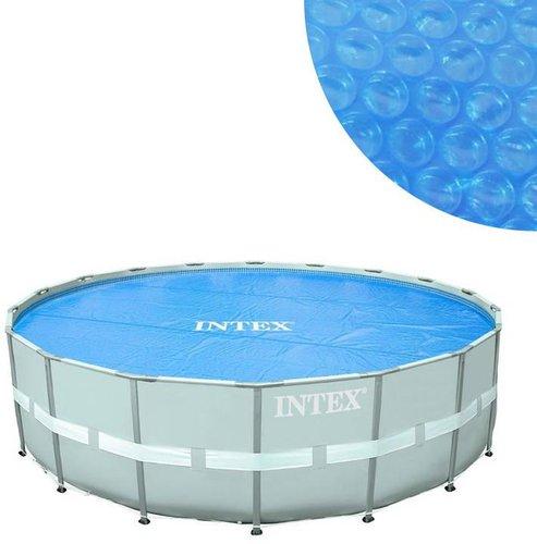 intex pools solarplane f r easy set 488 cm 59956 g nstig kaufen. Black Bedroom Furniture Sets. Home Design Ideas