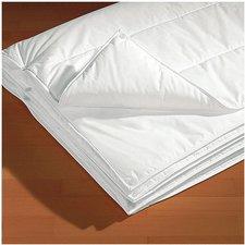 Centa-Star Allergo Cotton Vier-Jahreszeiten-Bett 155x220 cm
