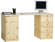Steens Furniture Ltd Kent Büro-Schreibtisch (270)