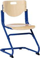 Kettler Chair Plus blau / buche