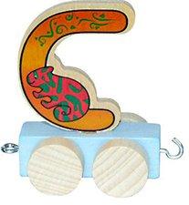 Hess Spielzeug Holz-Buchstabe