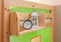 Ticaa Einhängeregal für Hoch- und Etagenbett klein