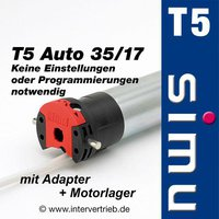 Simu T5 Auto 35/17W60
