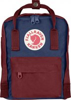 Fjällräven Kånken Mini royal blue/ox red