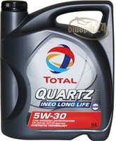 TOTAL Automotive Quartz Ineo LongLife 5W-30 (5 l)