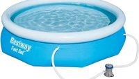 Bestway Easy-Set Pool 305 x 76cm mit Filterpumpe