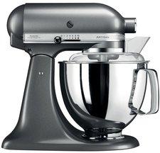 KitchenAid Artisan Küchenmaschine Medaillon Silber 5KSM150PS EMS