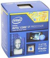 Intel Core i7-4770K Box (Sockel 1150, 22nm, BX80646I74770K)