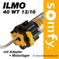 Somfy Rohrmotor Ilmo 40 WT 13/8