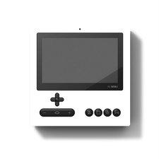 S. Siedle & Söhne Bus-Video-Panel BVPS 850-0 W Weiß