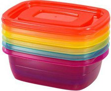 Beem Click-Fresh Rainbow 22-teilig