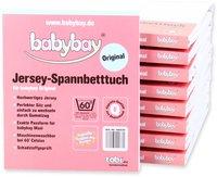 Babybay Jersey-Spannbettlaken