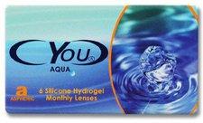 Cyou Aqua Monatslinsen (6 Stk.) +1,50