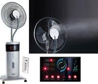 Sichler Highend-Ventilator mit Sprühnebel (NC-345-958)