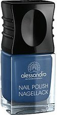 Alessandro Nail Polish 60 Blue Lagoon (10 ml)