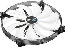 AeroCool Silent Master LED weiß 200mm