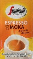 Segafredo Espresso Moka gemahlen (250 g)