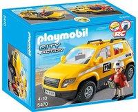 Playmobil Citylife - Bauleiterfahrzeug (5470)