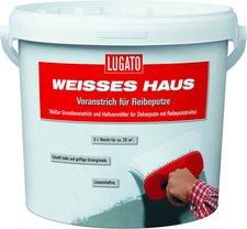 Lugato Weisses Haus Voranstrich für Reibeputz 5 l