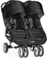 Baby Jogger City Mini Double Black/Black