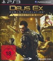 Deus Ex: Human Revolution - Director's Cut (PS3)