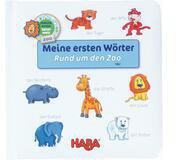 Haba Bildwörterbuch - Meine ersten Wörter rund um den Zoo (5962)