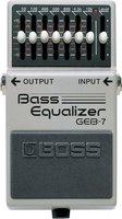 Boss GEB-7 Bass Graphic Equalizer