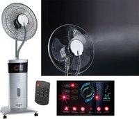 Sichler Stand-Ventilator mit Ultraschall-Sprühnebel (NC-3415-760)