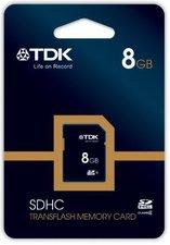 TDK SDHC Class 4