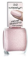 Misslyn Velvet Diamond Nail Polish 32 Sugary (10 ml)