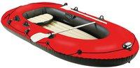 Speeron Komfort-Schlauchboot mit Pumpe & Paddeln