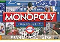Winning Moves Monopoly London Underground (englisch)