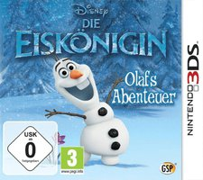 Die Eiskönigin: Völlig unverfroren (3DS)