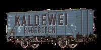 BRAWA Gedeckter Güterwagen G10