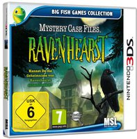 Mystery Case Files: Ravenhearst (3DS)
