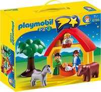 Playmobil 123 - Weihnachtskrippe (6786)
