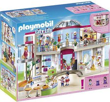 Playmobil City Life - Shopping-Center mit Einri...