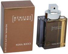 Nina Ricci Memoire D'Homme Eau de Toilette (60 ml)