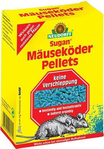 Neudorff Sugan MäuseköderPellets 180 g