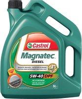 Castrol Magnatec Diesel 5W-40 DPF (5 l)