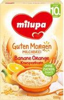 Milupa Milchbrei Knusperkorn-Banane-Orange (500 g)