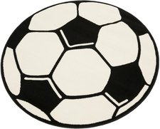 Hanse Home Fußball-Teppich rund (150 cm)