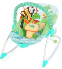 Bright Starts Babywippe 3-in-1 Baby to Big Kid Rocker (60127)