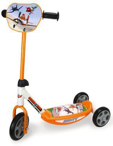 Smoby Disney Planes Roller 3 Räder