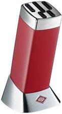Wesco Classic Line Messerblock unbestückt (rot)