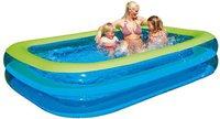 Friedola Jumbo Pool Water Wave 200 x 150 x 50 cm