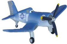 Mattel Planes - Figur Skipper