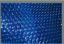 Aqualogistik Teichabdeckung Noppenfolie blau Breite 2 m