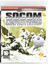 Socom: Confrontation + PS3 Bluetooth Headset (PS3)